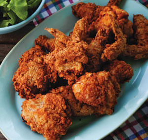 HUFFMAN'S CLASSIC SOUTHERN FRIED CHICKEN
