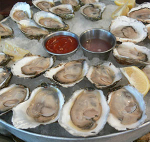 HUFFMAN'S OYSTERS